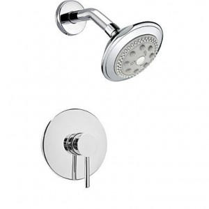 cvv faucet single handle chrome wall mount showerhead b00v09kj6a