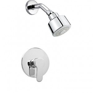 shanshan bathroom faucets wall mount showerhead b013tedge0