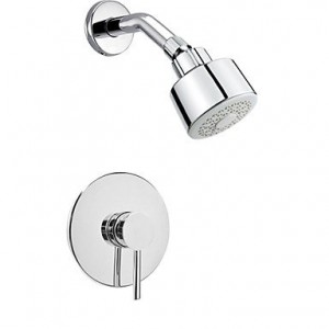 bathroom faucets chrome wall mount showerhead b012zk1e3e