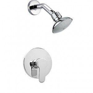 bathroom faucets chrome wall mount showerhead b012zkd08q
