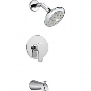 shower faucets 4 45 inch wall mount rain showerhead b00pn0f4xa