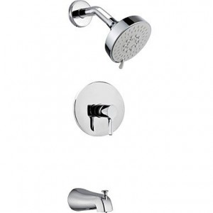 shower faucets single handle wall mount showerhead b01116qyi8