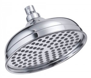 danze antique bell showerhead d461192 8 inch