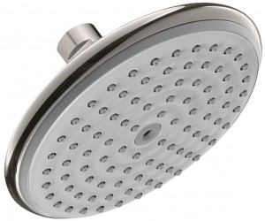 hansgrohe raindance e 150 air green showerhead 4343000