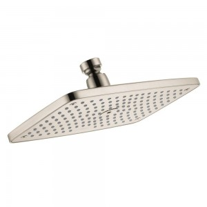 hansgrohe raindance e 240 air showerhead 27380821