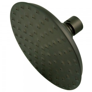 kingston brass k135a5 5 0.5 inch victorian brass showerhead