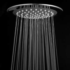 lordear 7 inch diameter big shower head t14705