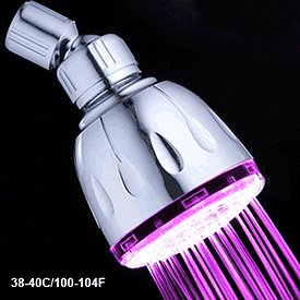 magicshowerhead water temperature showerhead sh1040