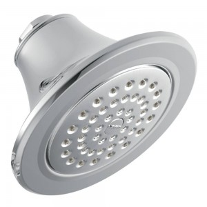moen 5 7 8 inch eco performance one function showerhead s6312ep