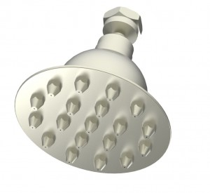 symmons one mode satin nickel showerhead 4 163 stn