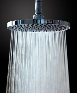 wantba 8 inches 157 jets hotel spa rainfall showerhead