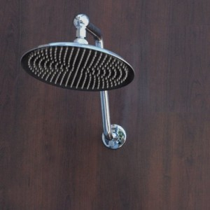 zoe industries 10 inch chrome rain showerhead