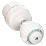 rainshower shower filter with massaging shower head 5