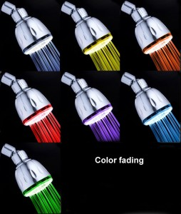 magicshowerhead 7 color led shower head