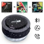 crazzie audio bluetooth waterproof portable speaker