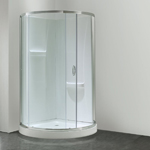 ove breeze premium shower Kit with acrylic base 6