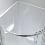 ove breeze premium shower kit with acrylic base 7
