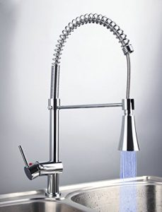 Detroit Bathware Yanksmart Single Handle LED Faucet WX03254