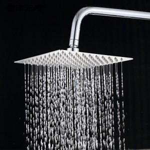 bathroom faucets xiaoqiao 8 inch 304 stainless steel showerhead b01465p1ki
