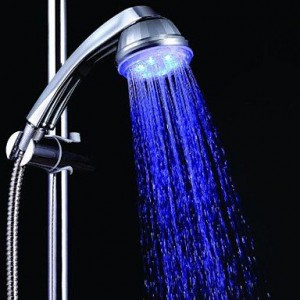 lanmei bathroom faucets a grade abs led showerhead b013teyhlq