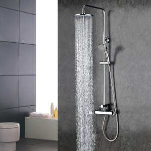 lightinthebox ouku wall mount contemporary showerhead b00mpjc8xg