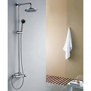 nd faucet brass chrome rain handshower b016nmkxv4
