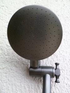 neatitems 9 inch oil rubbed bronze rain showerhead 19 013 orb