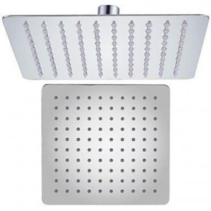 wckdjb all sus304 8 inch fixed mount j211 showerhead b015sehfws