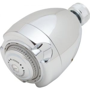 niagara 1 5 gpm chrome showerhead