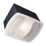 air king deluxe bath fan with light and night light 12