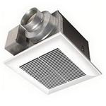 panasonic fv whisperceiling 80 cfm ceiling mounted fan 5