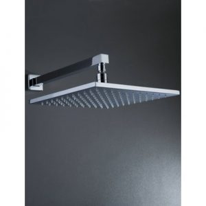 Detroit Bathware 366A 12-inch Rainfall LED Shower