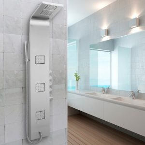 Hudson Reed Thermostatic Shower Panel UFG-AS314