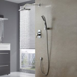 LightInTheBox Sprinkle 10 Inch Single Handle Wall Mount Shower 195990