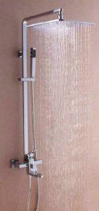 Detroit Bathware Ys1666 10'' Wall Mount Showerhead