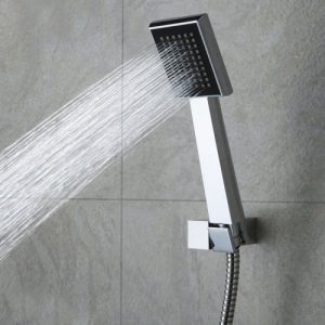 Lightinthebox Brass Chrome Contemporary Waterfall Rain Shower 4524577