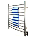 amba radiant hardwired curved towel warmer 7