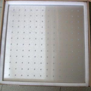 Hai Lighting 12 Inch Luxury 304 Brushed Showerheads