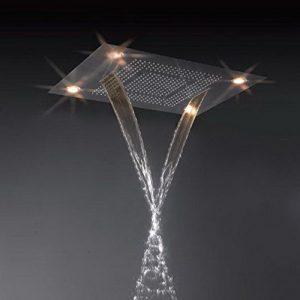 Hai Lighting 31 Inch Remote Control LED Showerheads