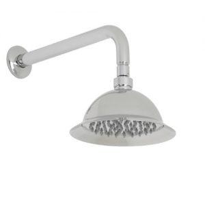 "Hudson Reed Bathroom 8"" Rose Rainfall Showerhead UFG-HRSHB26"