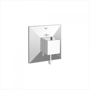 Grohe 19793000 GrohFlex Allure Brilliant Single Function Thermostatic Trim with Control Module
