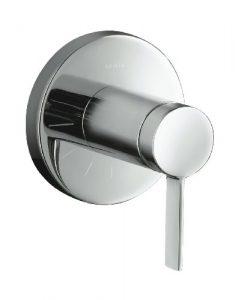 KOHLER K-T10943-4-CP Stillness Volume Control Polished Chrome Shower