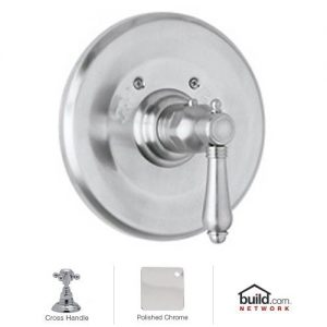 Rohl A4914XMAPC Thermostatic Valve Polished Chrome Shower