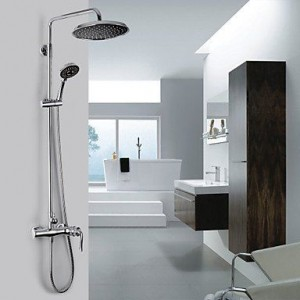 luci contemporary a grade abs showerhead b015h8h7ka