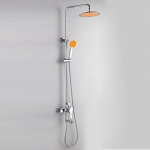 guoxian bathroom faucets chrome hand showerhead b013vxcp3m