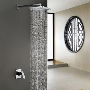 lei liping conceal install 8 inch showerhead b015h3we9y