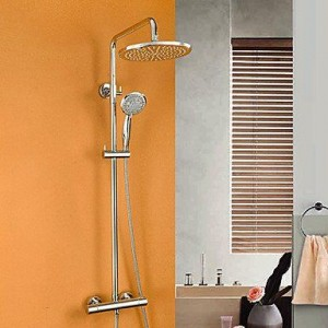 lei liping contemporary thermostatic showerhead b015iq4hr2