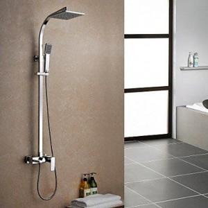 lipaul single handle brass rain shower b015k689r4