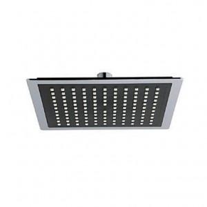 luci chrome eco friendly abs showerhead b015h2zpws