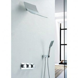 luci contemporary rain handshower b015h8nh9k